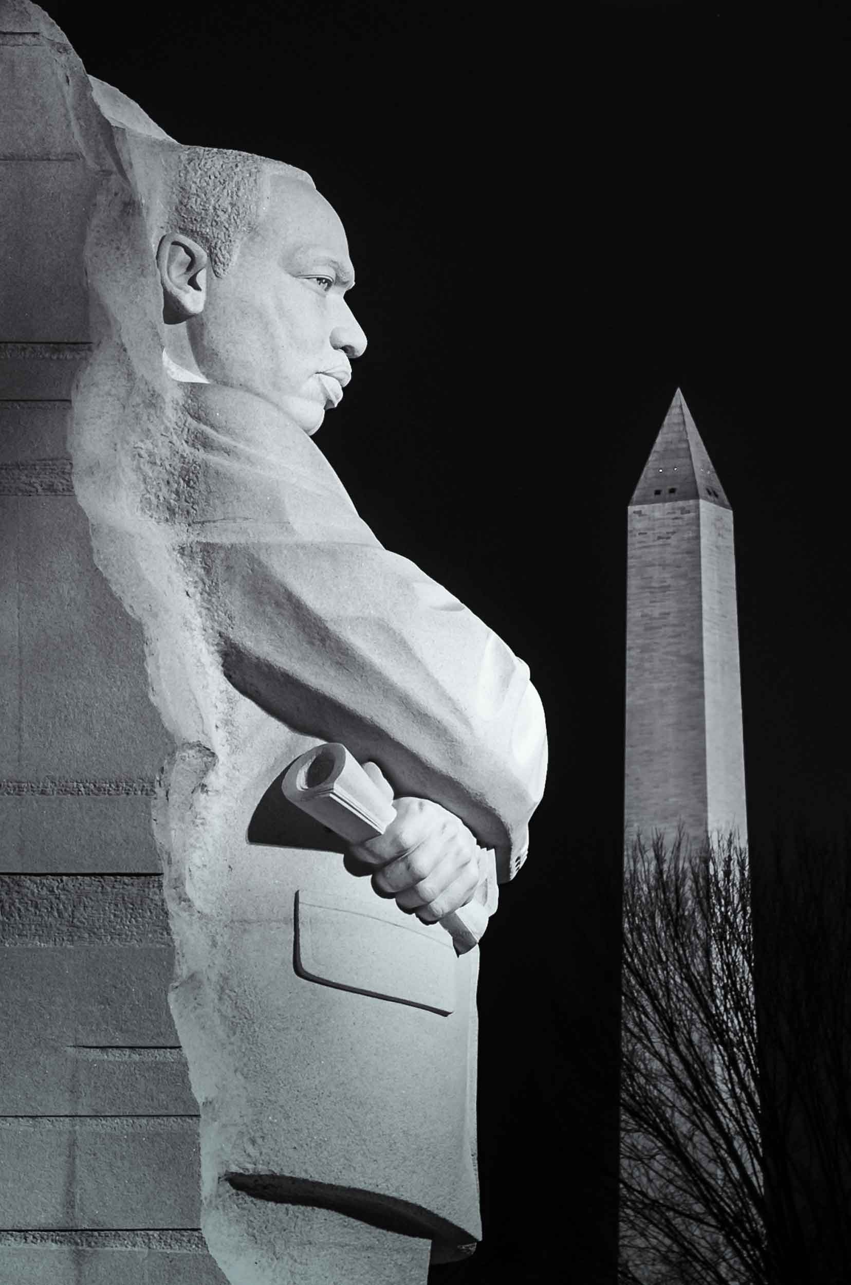 Martin Luther King Jr Observing America